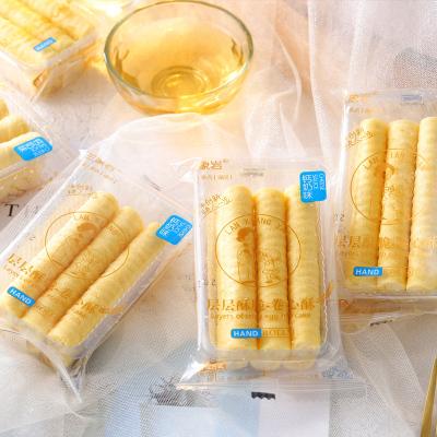 a兰象岩奶钙夹心蛋卷心酥威化饼干