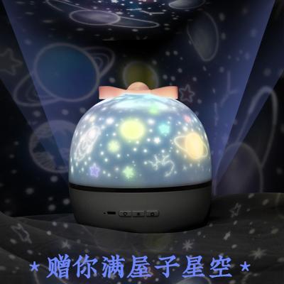 满天星投影仪小夜灯星空台灯