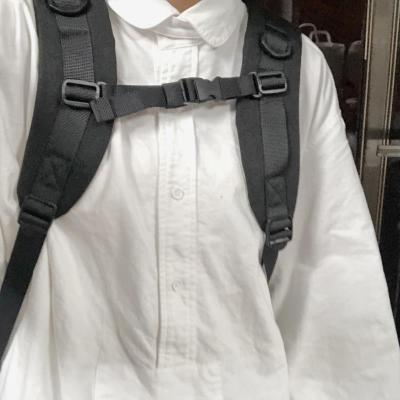韩版高中潮流初中学生防水女双肩包