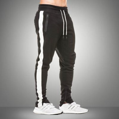 新款男长裤肌肉型男兄弟男健身裤