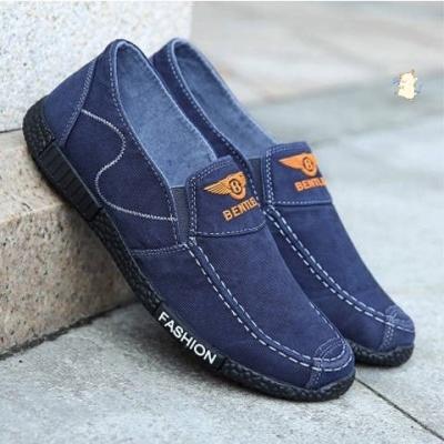 大码老北京帆布鞋工作鞋防滑男鞋
