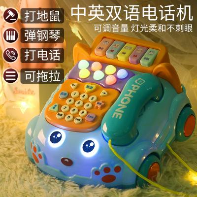 0-1岁宝宝早教益智3-6-9-12个玩具