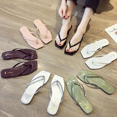 人字外穿夏季时尚ins潮夏凉拖鞋