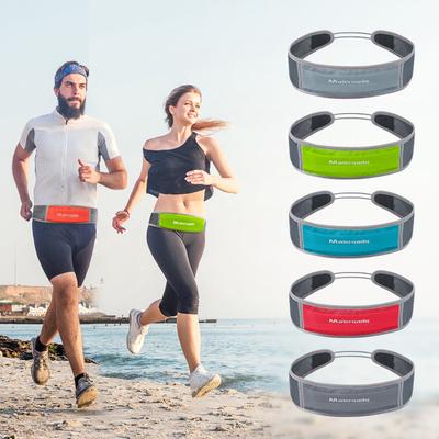 运动跑步腰包女手机腰包男马拉松装备健身超薄隐形腰带多功能透气