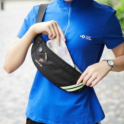 攀越者跑步手机腰包女健身腰带包