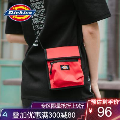 DickiesLOGO印花潮流单肩包 多色休闲斜跨包DK007603