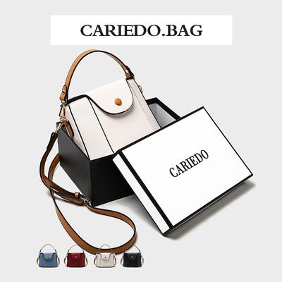 包包2020新款潮时尚小ck女包网红水桶包ins手提包百搭单肩斜挎包