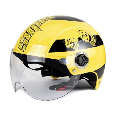 头盔电动车电瓶车男士女士安全帽