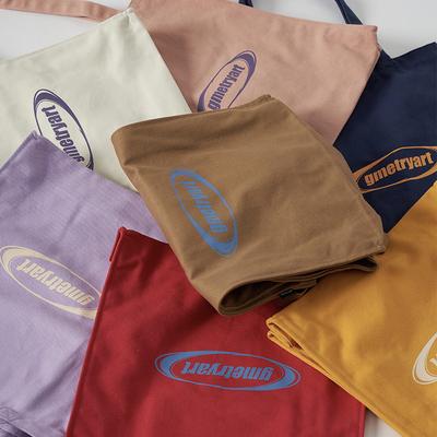 GMETRYART(盖米)logo托特包工装复古单肩包斜挎包嘻哈休闲蹦迪包