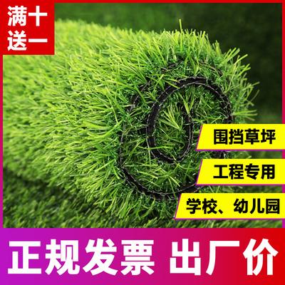 仿真草坪地毯塑料人造草垫子幼儿园装饰人工户外真绿化假草皮地垫