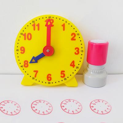 小学生学钟表一二三年级认识时钟