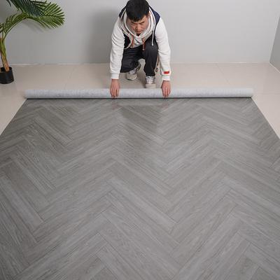 家用地板革装饰防水耐磨地贴