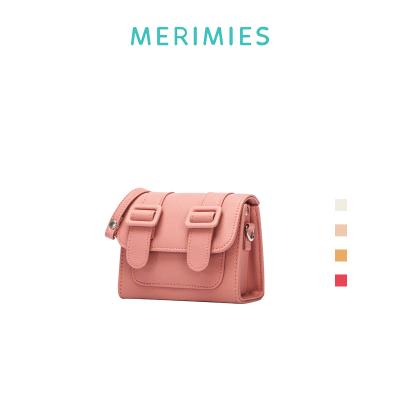 merimies泰国剑桥包mini号 纯色小包包迷你单肩斜挎女包包