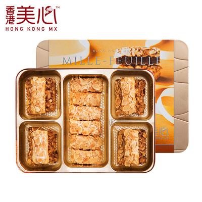 中国香港美心甜心酥/果仁酥糕点