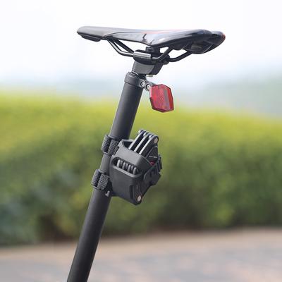 dahon防盗便携式p8折叠锁自行车锁