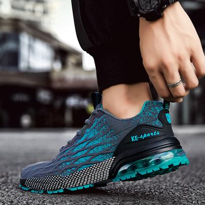 减震跑步鞋超轻2021春季新款46男鞋
