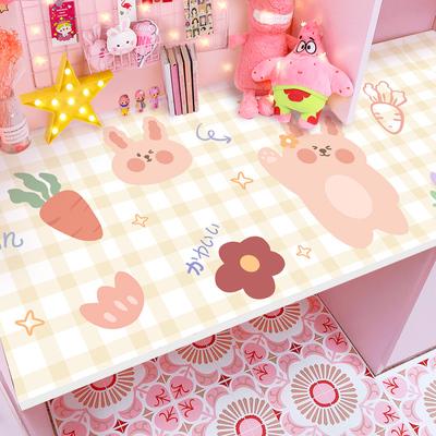 梳妆台餐桌台面桌面翻新贴纸书桌