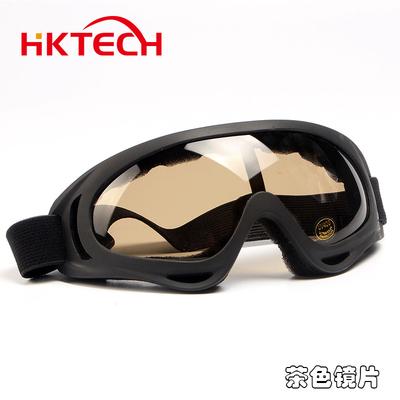 护目镜防风沙骑行抗冲击防护眼镜