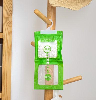 除湿袋房间吸水可挂式防霉干燥剂防潮去湿衣柜家用室内吸潮除湿包