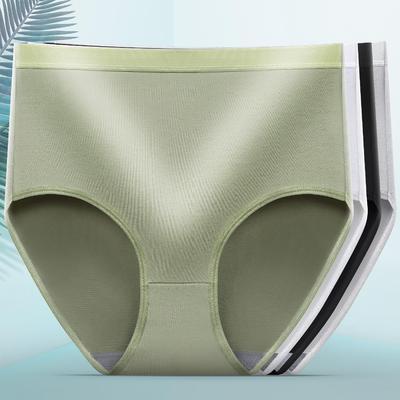 5条75-200斤高腰收腹塑身大码内裤
