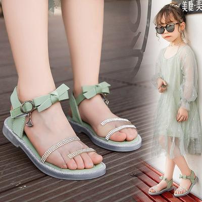 凉鞋2020夏季新款中大童儿童鞋子