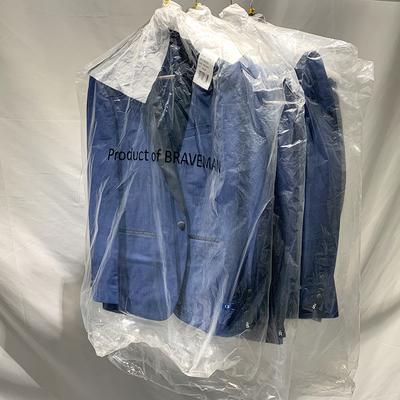 精品原单男士商务一粒扣修身西装外套英伦休闲蓝色礼服外穿小西服