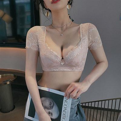 收副乳调整型防下垂上托大码胸罩