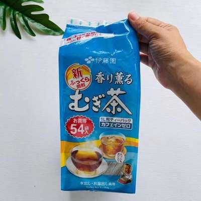推荐!日本本土伊藤园烘焙型大麦茶